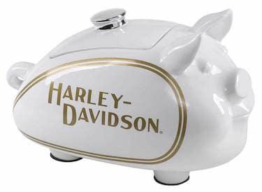 HDX-99179 Harley HOG Cookie Jar