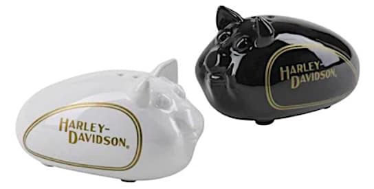 HDX-99183 Harley Salt and Pepper Shakers