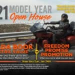 NADA Book Retail Value on Trade or Freedom Promise Promotion