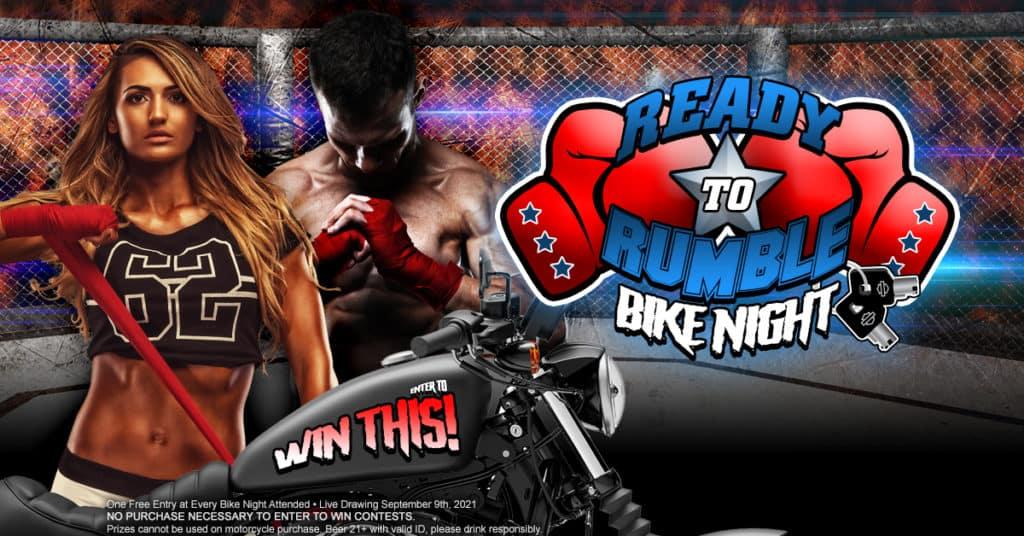 Ready to Rumble Bike Night