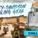 Harley Cooling Gear