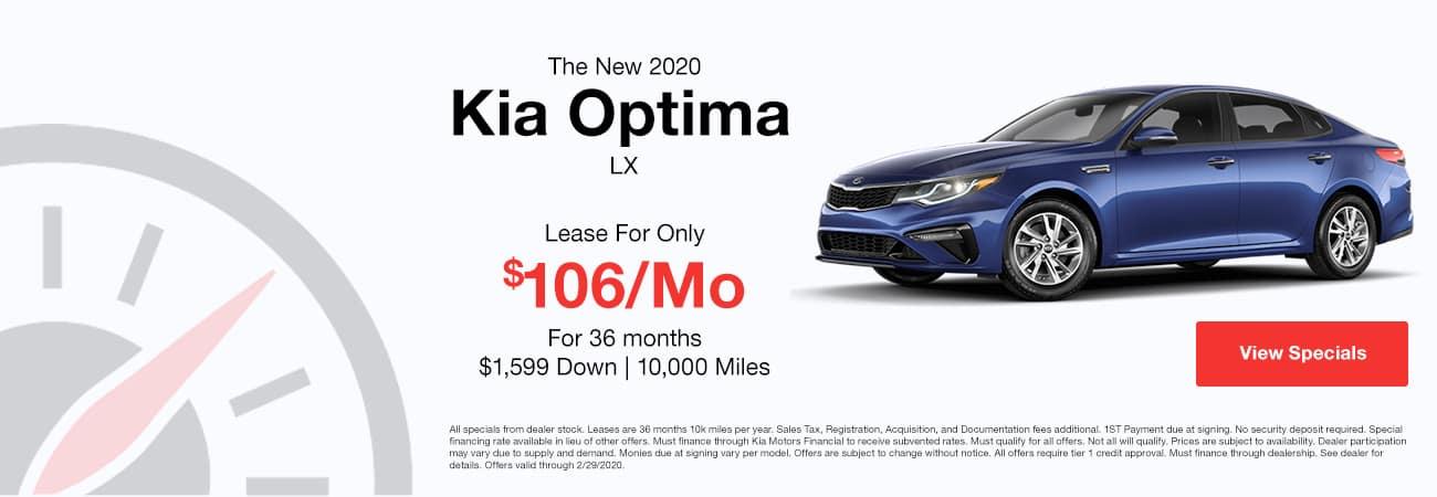 Kia Optima Special