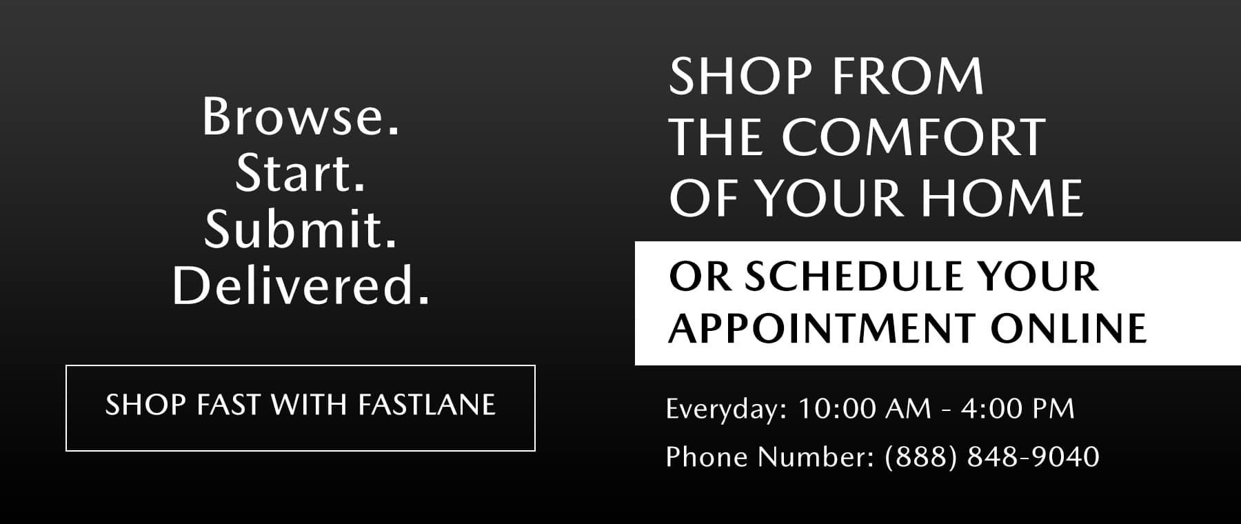 Fast Lane Sales Slide
