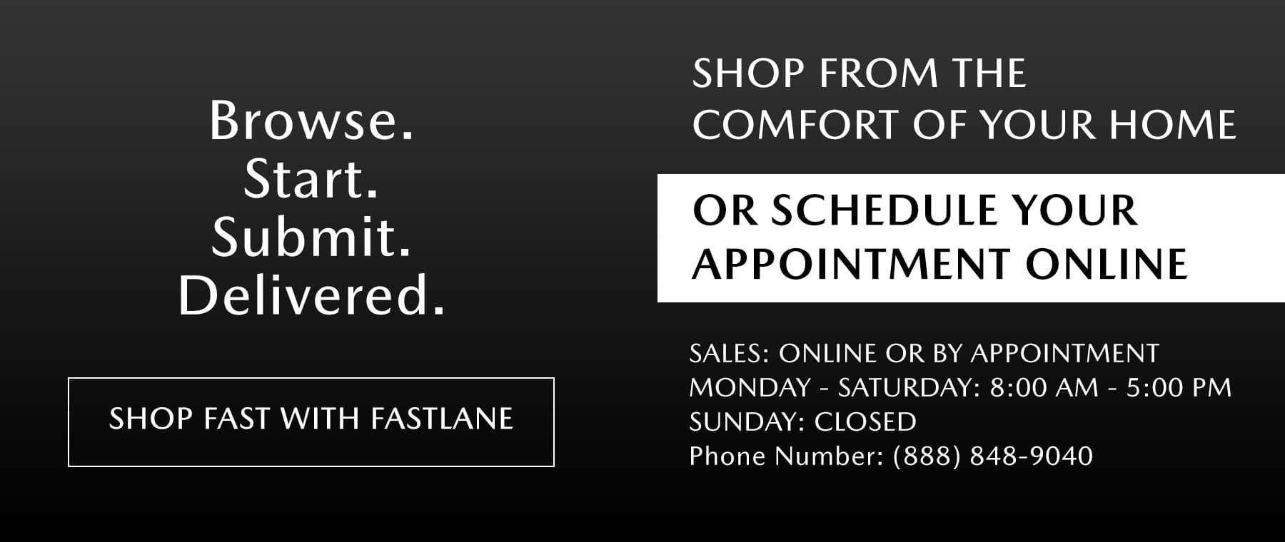 Sales Fast Lane