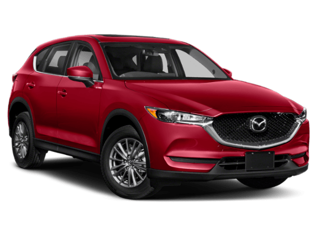 2019 Mazda CX-5 in red