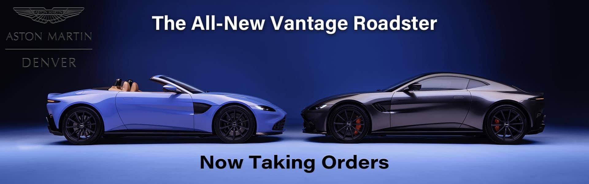 All-New Aston Martin Vantage Roadster