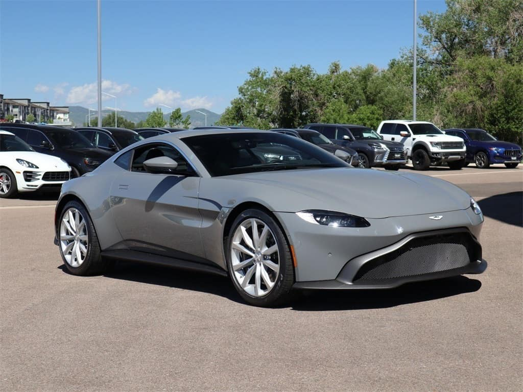 Excellent 2020 Aston Martin Vantage Lease Offer Available In Colorado