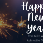 Happy New Year from Aston Martin Denver