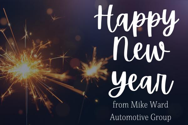 Happy New Year from Aston Martin Denver