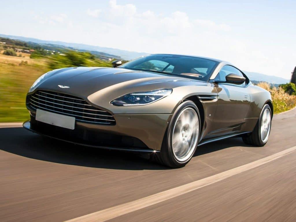 2021 Aston Martin DB11 in Highlands Ranch, CO