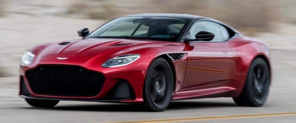 2021 Aston Martin Superleggera Coupe in Highlands Ranch, CO