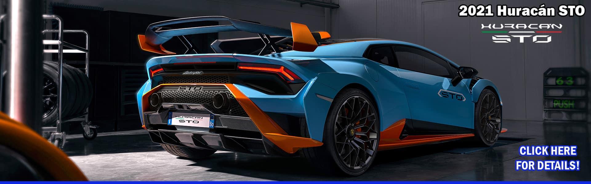 2021 Lamborghini Huracan STO Denver, Colorado