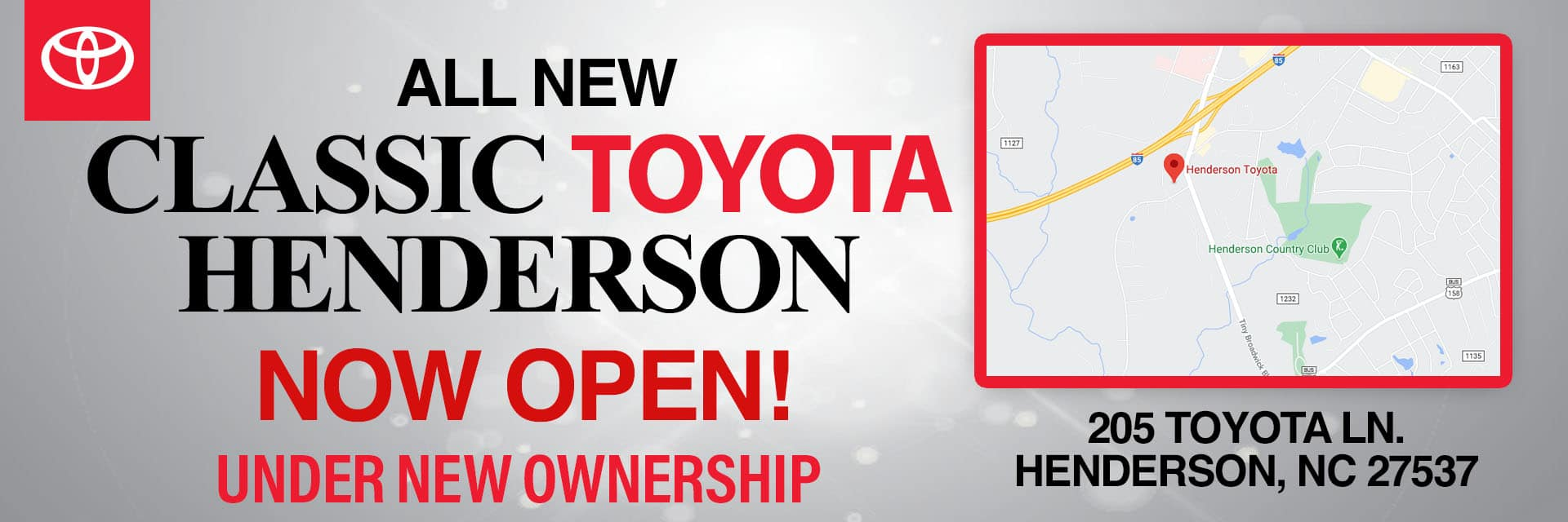 Now Open SliderClassic Toyota of Henderson Now Open u