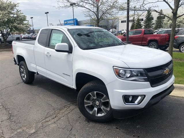 2019 COLORADO Z71 EXT CAB