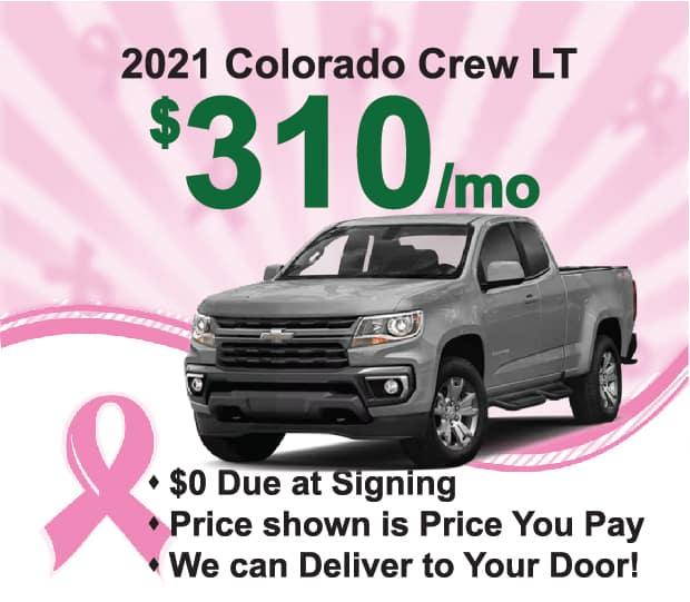 Colorado Lease Special
