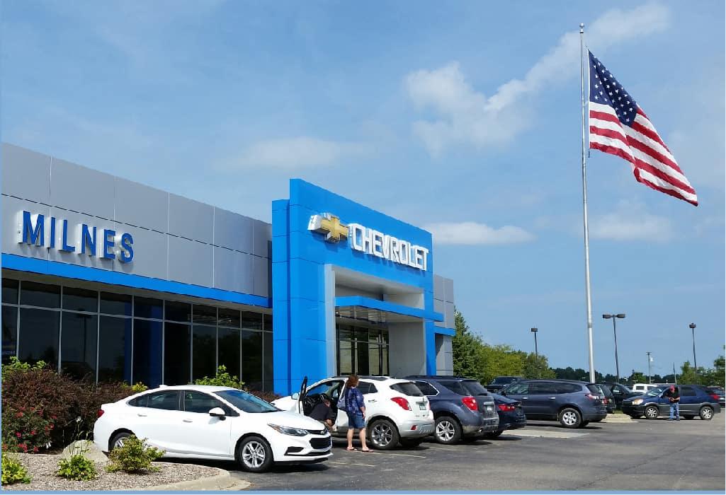 Milnes Chevrolet, Inc.
