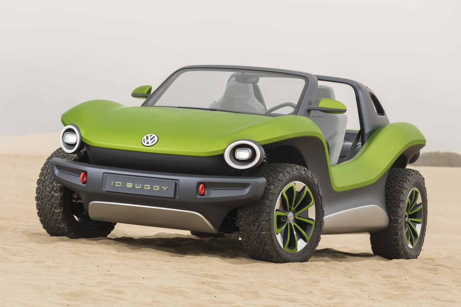 The Volkswagen Id Buggy Wins Interior Design S Best Of Year Awards Montpelier Volkswagen