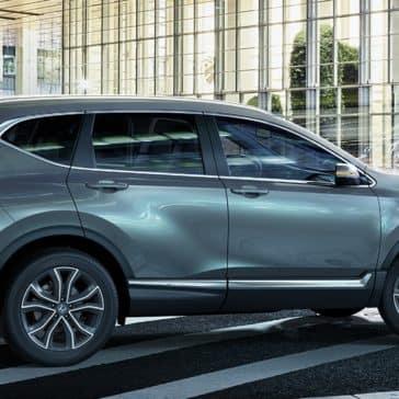 2020 Honda CR-V Driving