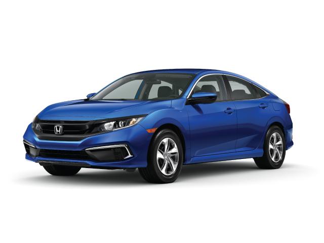 2020 Honda Civic CVT LX