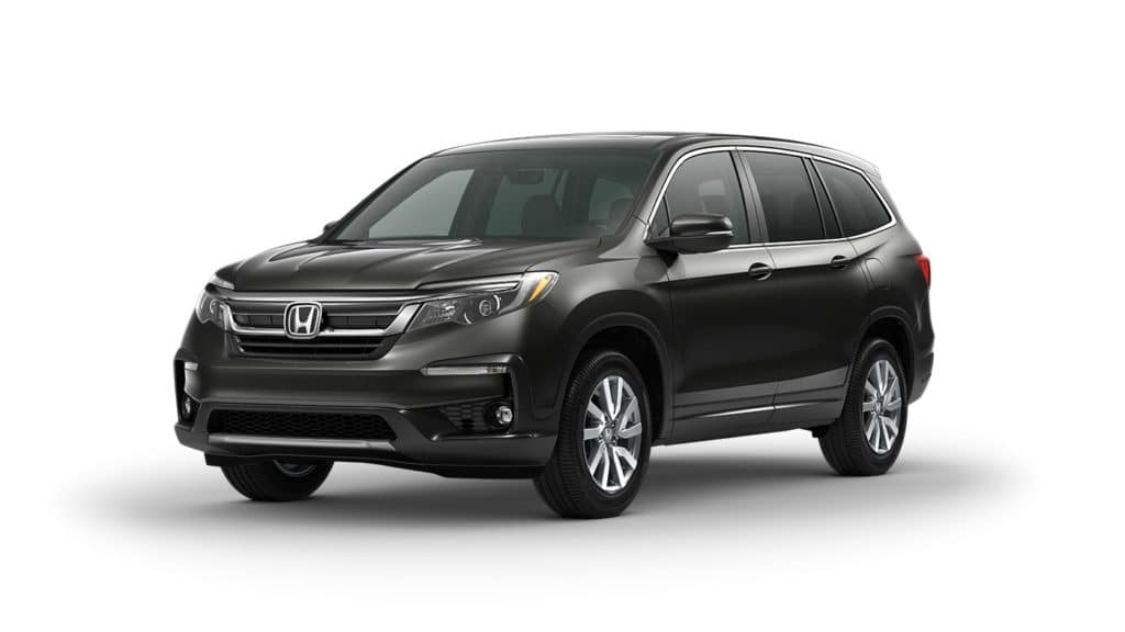 2021 Honda Pilot 9 Speed Automatic AWD EX-L Loyalty/Conquest Lease