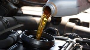 MINI Oil Change