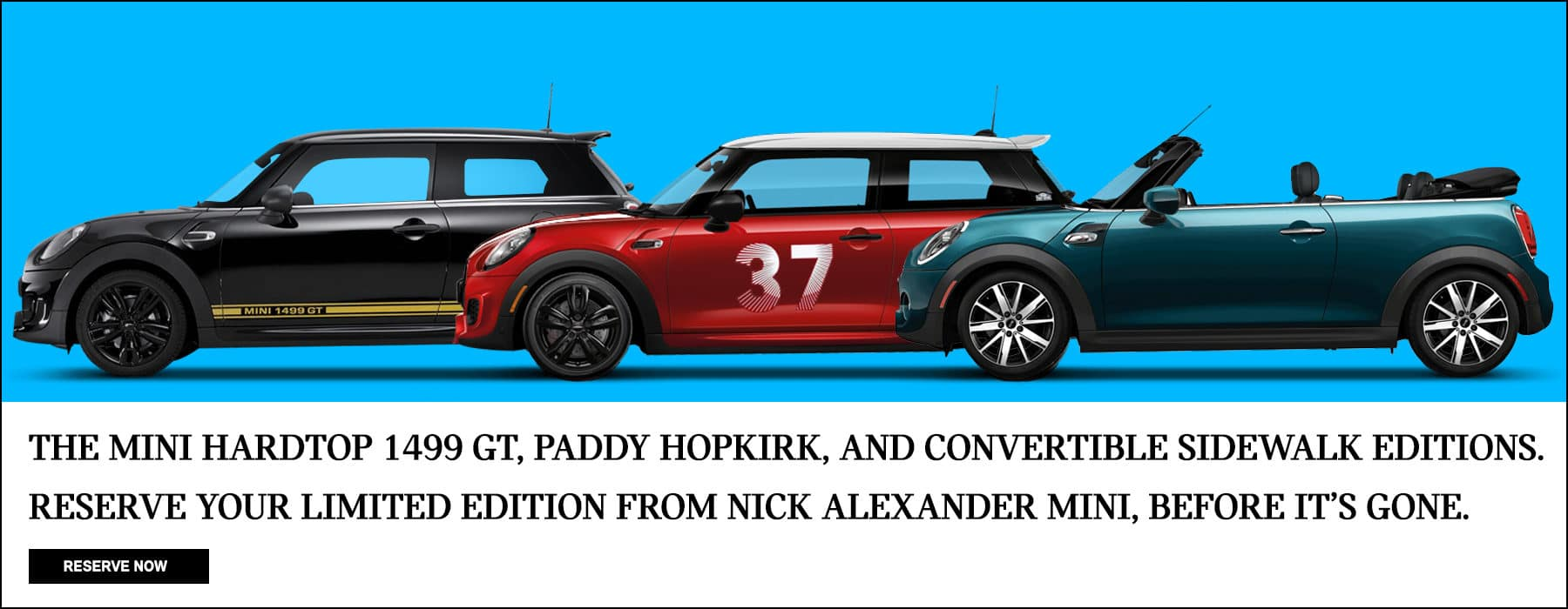 MINI Cooper Special Editions 2020 number 1 dealer Los Angeles SoCal Southern California West Coast largest inventory lowest price best lease deal payment offer