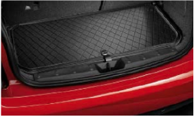 MINI Luggage Compartment Mat