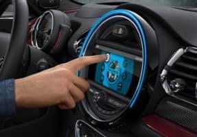 Touchscreen Navigation