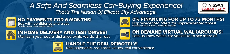 Safe & Seamless Car Buying!