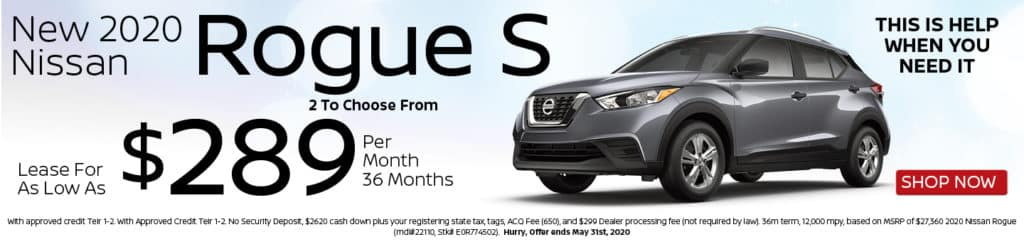 Nissan Of Ellicott City Lease Specials