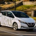 2020 Nisan Leaf Nissan Ellicott City