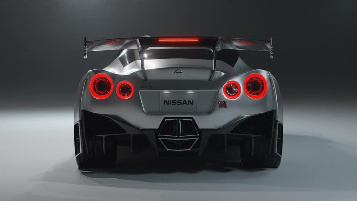 2023 Nissan GTR