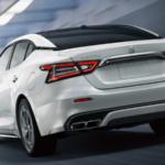 2020 Nissan Maxima trim levels banner