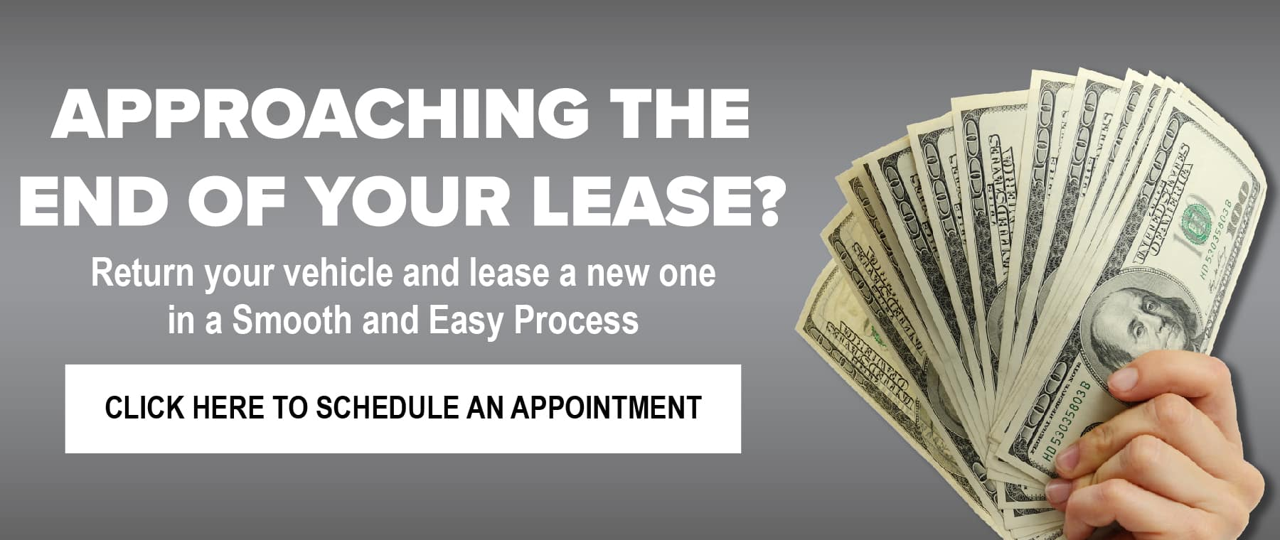 Approaching the End of your Lease