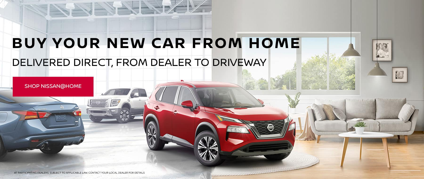 Buy Your New Car From Home, Delivered Direct, from dealer to driveway