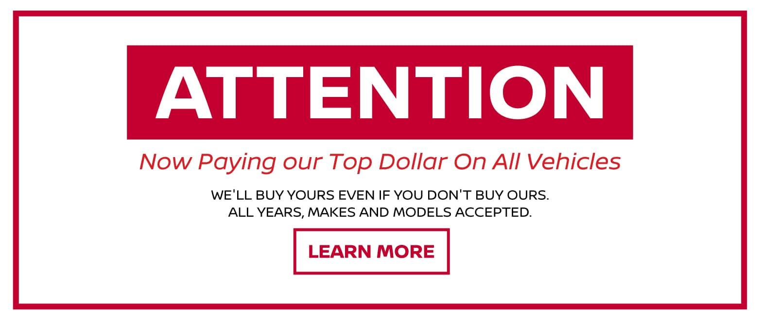 Paying Top Dollar