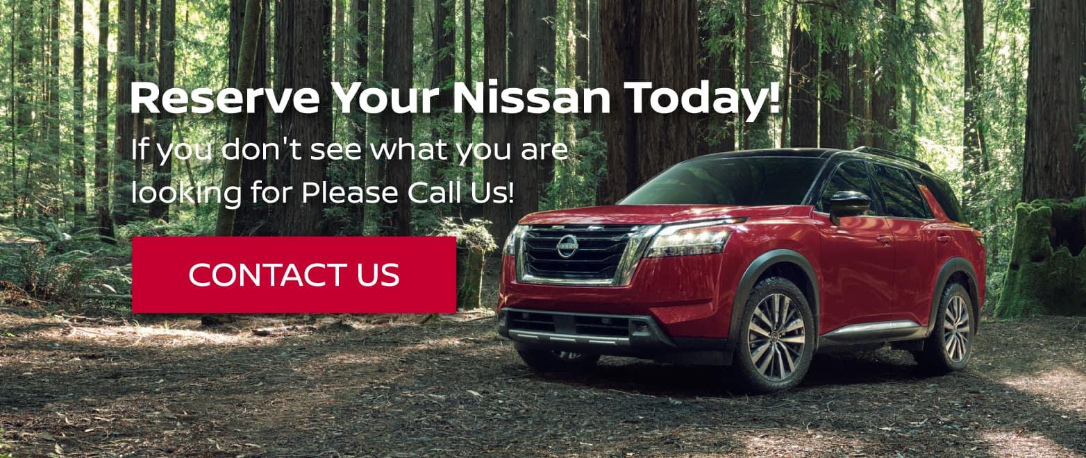 Reserve Nissan