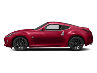 red 370z coupe