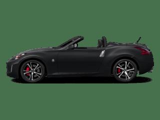 black 370z roadster