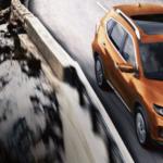 2020 Nissan Rogue Orange
