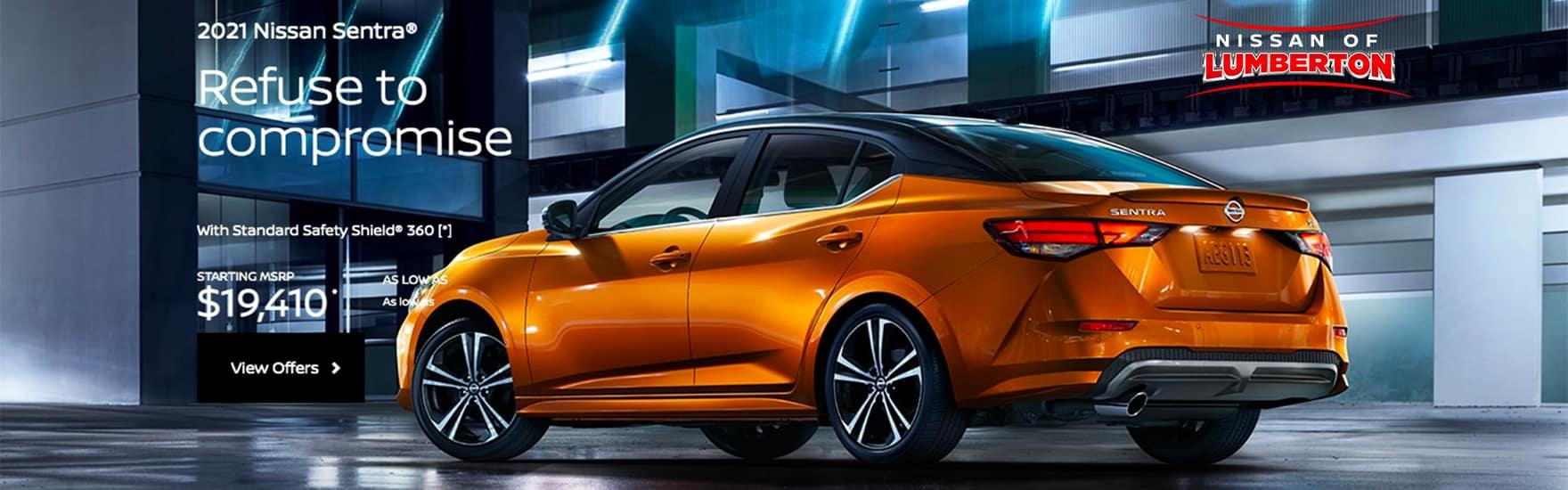 Nissan-of-lumberton-sentra-offer