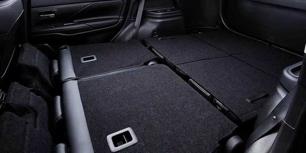 2020 Mitsubishi Outlander Space