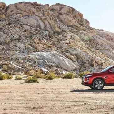 2020 Mitsubishi Outlander Sport Offroad