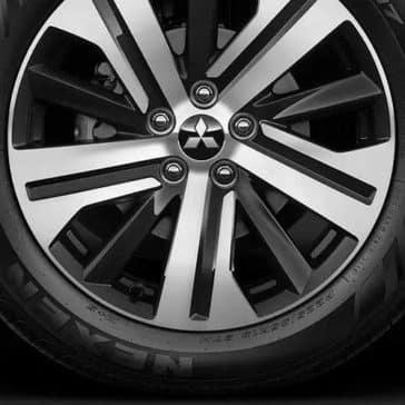 2020 Mitsubishi Outlander Sport Tire
