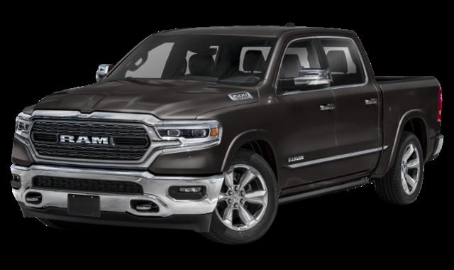 Gray 2020 Ram 1500