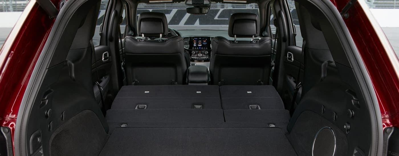 2020 Jeep Grand Cherokee Cargo Space