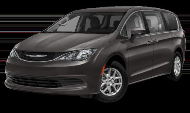 Gray 2020 Chrysler Pacifica (2)