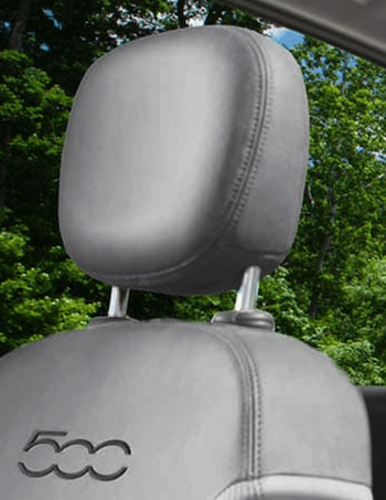 2020 Fiat 500L Seating