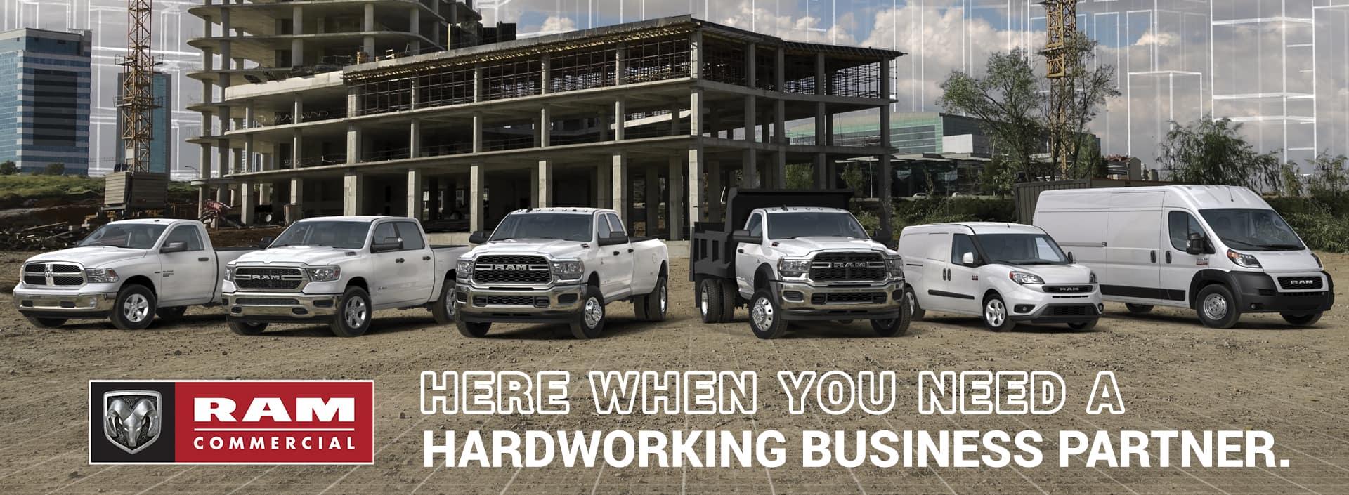 Oviedo RAM Commercial Truck Season