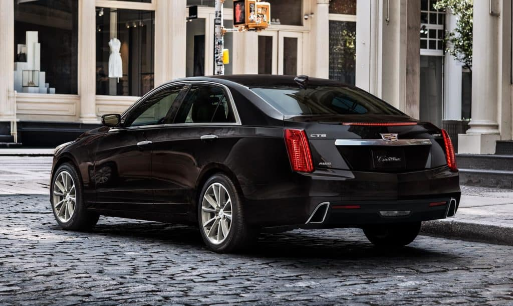 Select Certified Pre-Owned Cadillac Models in Stock